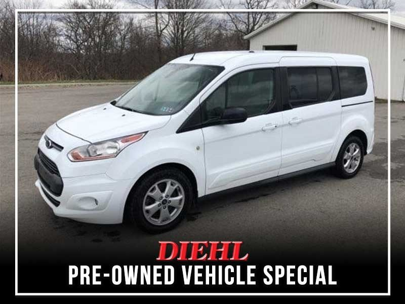 Special offer on 0   PRE-OWNED 2016 FORD TRANSIT CONNECT WAGON