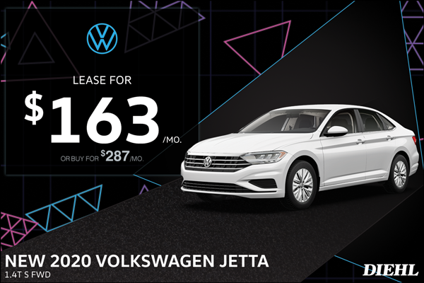 Special offer on 0   2020 JETTA