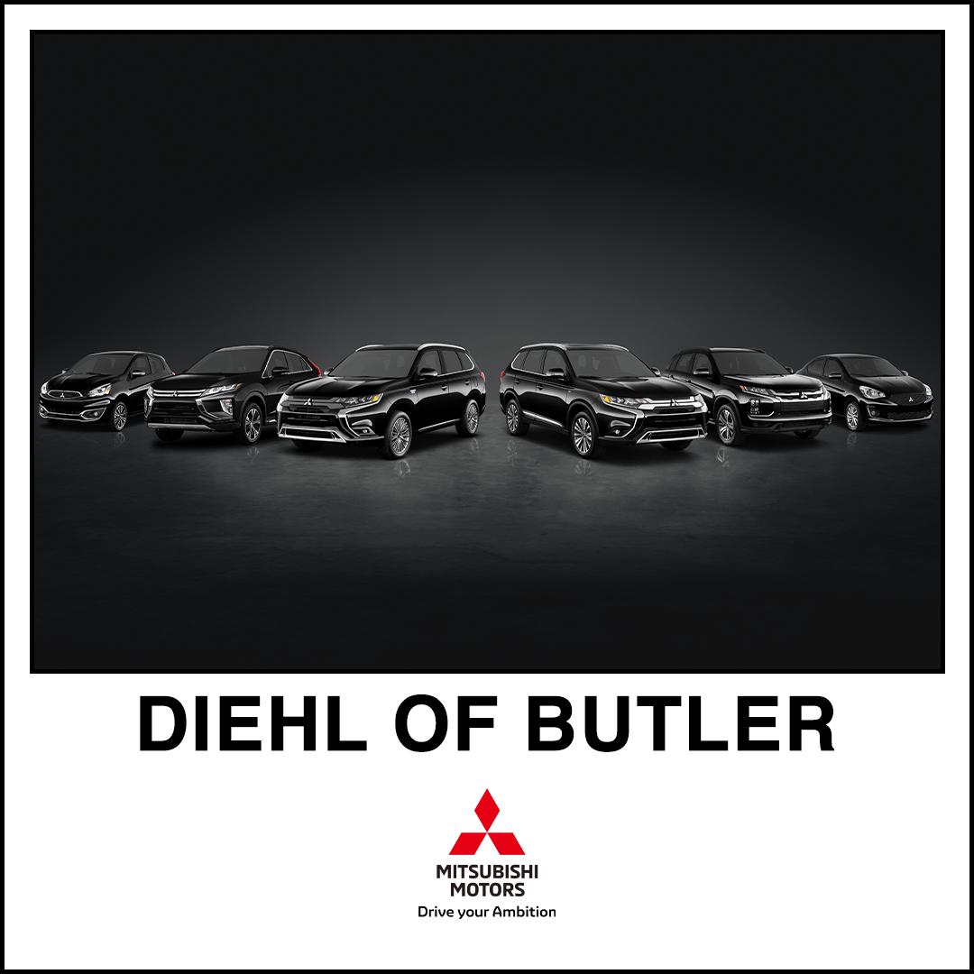 Diehl Mitsubishi Butler PA mitsubishi dealership