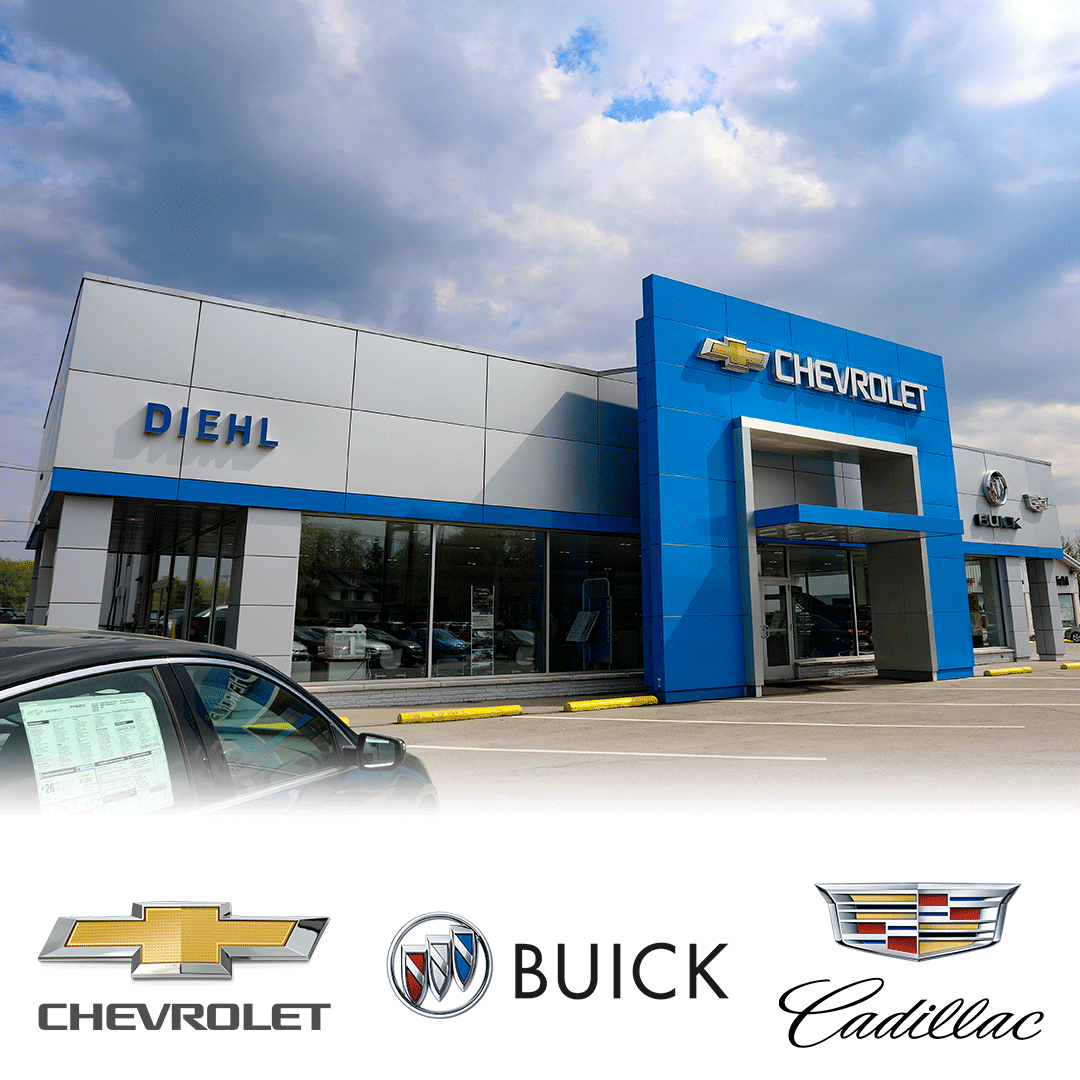 Diehl Chevrolet Buick Cadillac of Grove City Chrysler Dodge Jeep RAM Volkswagen Toyota buy lease trade