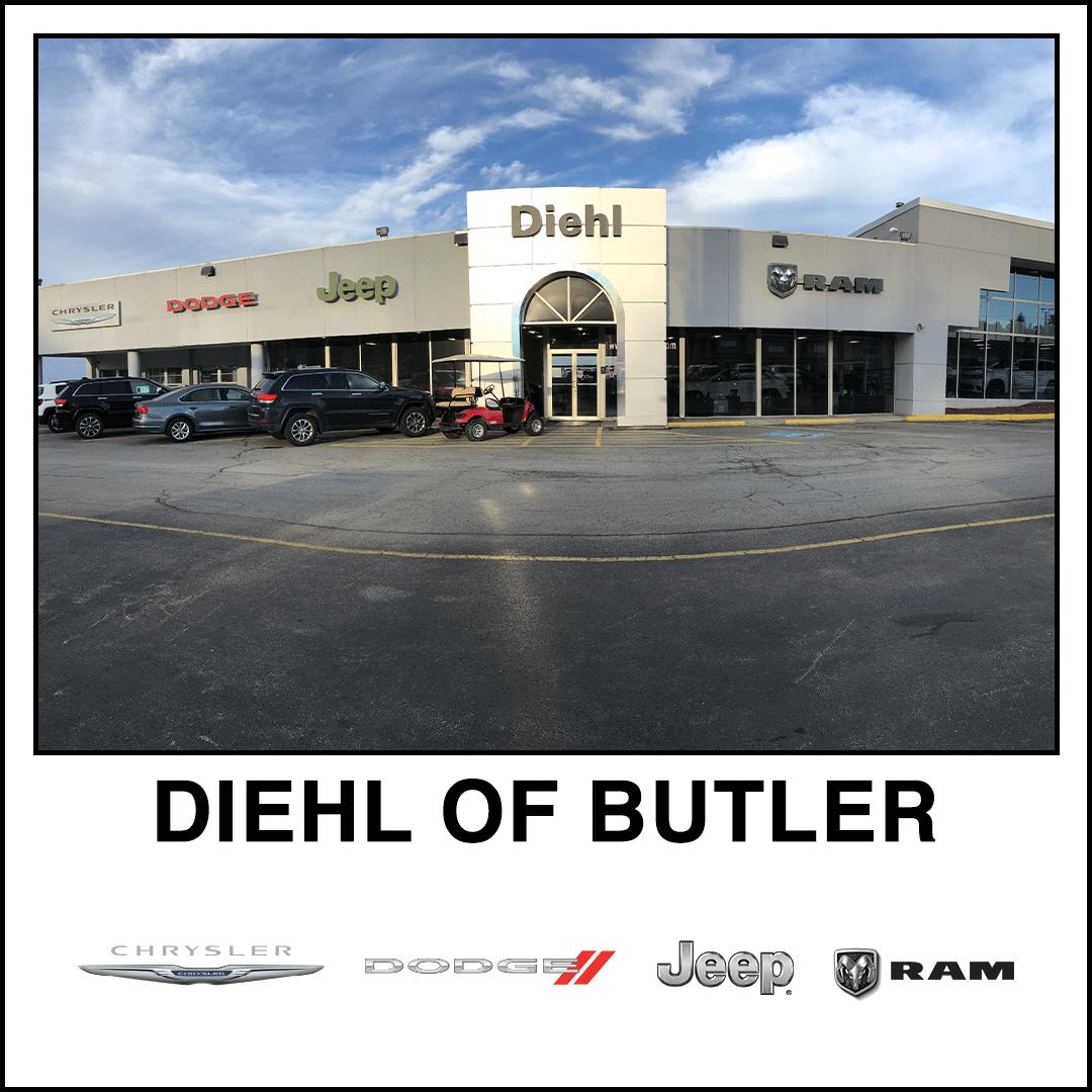 Diehl Chrysler Dodge Jeep RAM Butler PA dealership