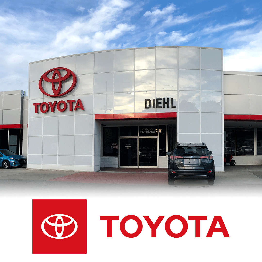 Diehl Toyota of Butler chrysler dodge jeep ram chevrolet buick cadillac volkswagen buy lease trade