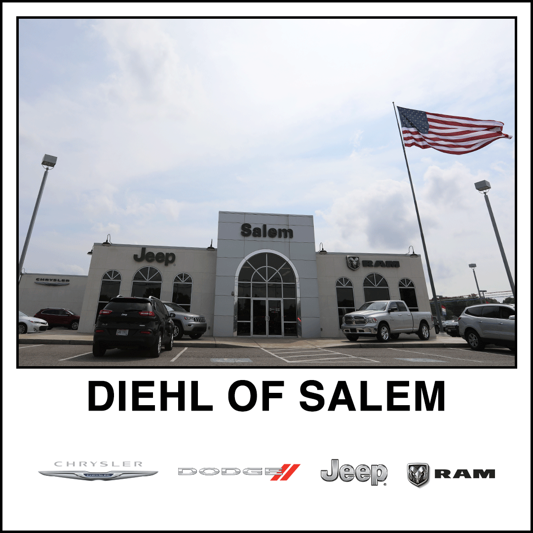 Diehl Chrysler Dodge Jeep RAM of Salem Ohio Youngstown Dealership