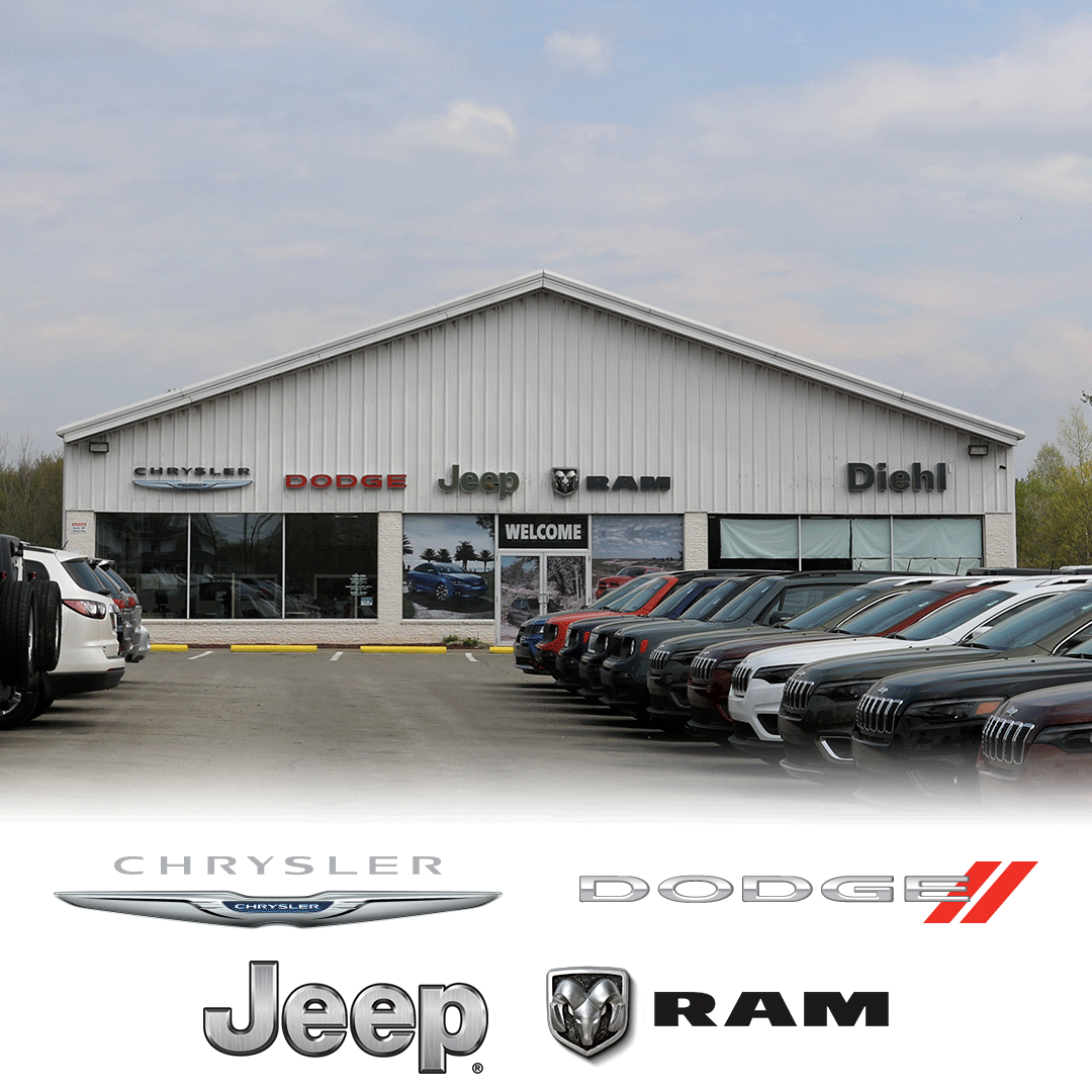 Diehl Chrysler Dodge Jeep RAM of Grove City chevrolet buick cadillac toyota volkswagen buy lease trade