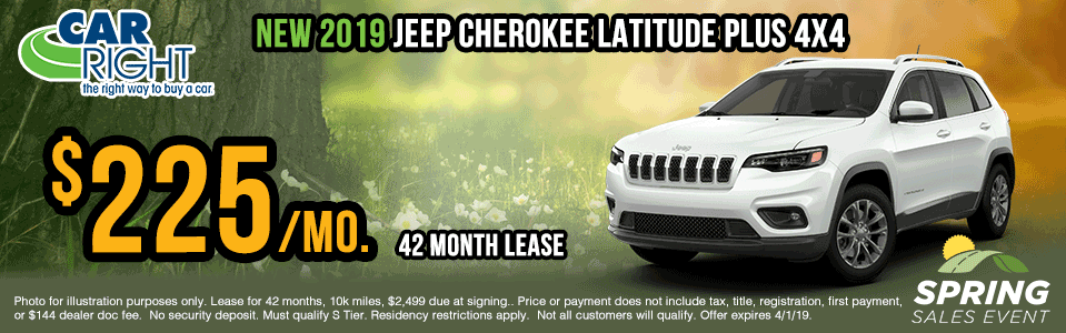 K3415-2019-jeep-cherokee-latitude-plus Spring sales event ram truck month jeep specials Chrysler specials ram specials dodge specials mopar specials new vehicle specials carright specials moon twp