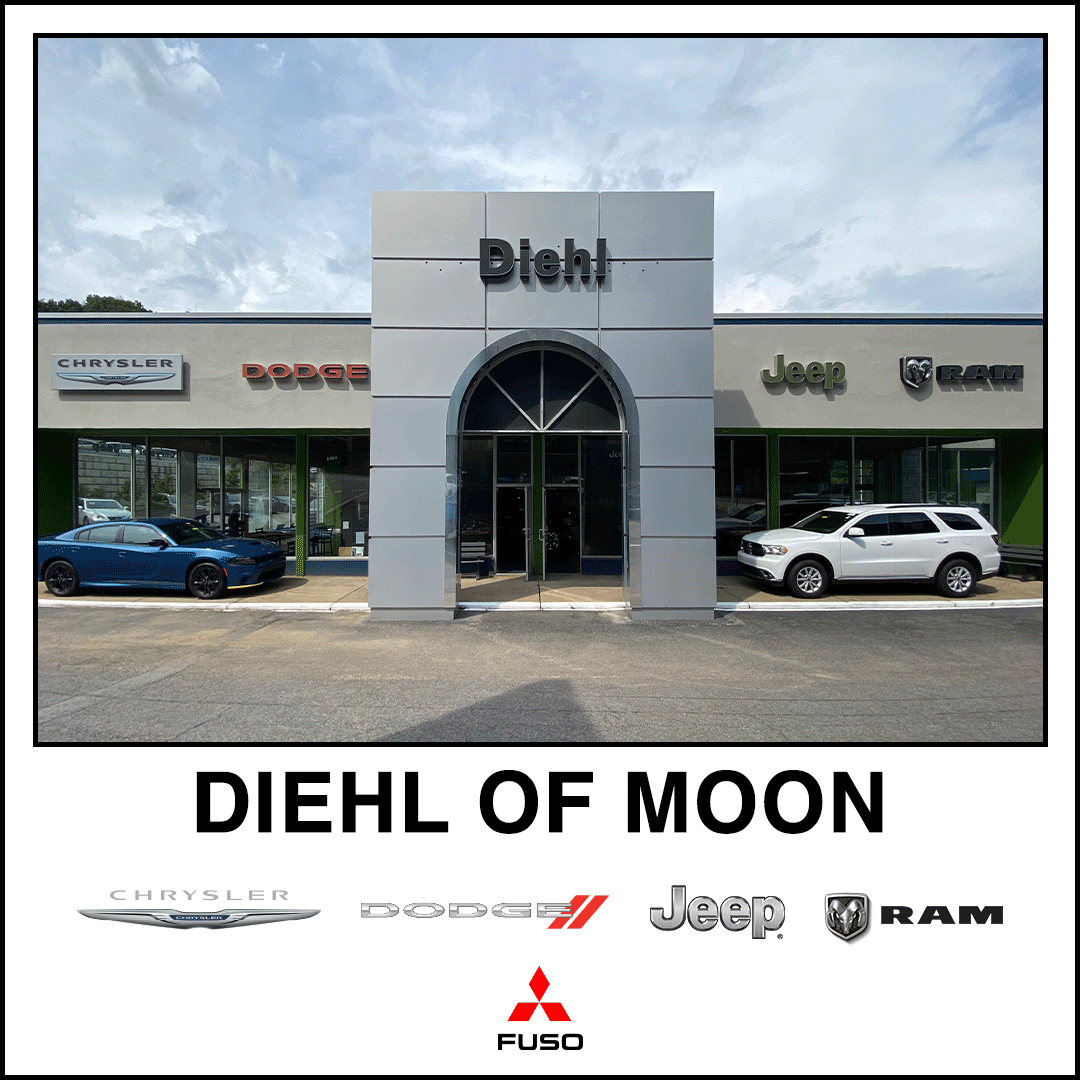 Diehl Chrysler Dodge Jeep RAM Fuso of Moon Township PA Pittsburgh Dealership