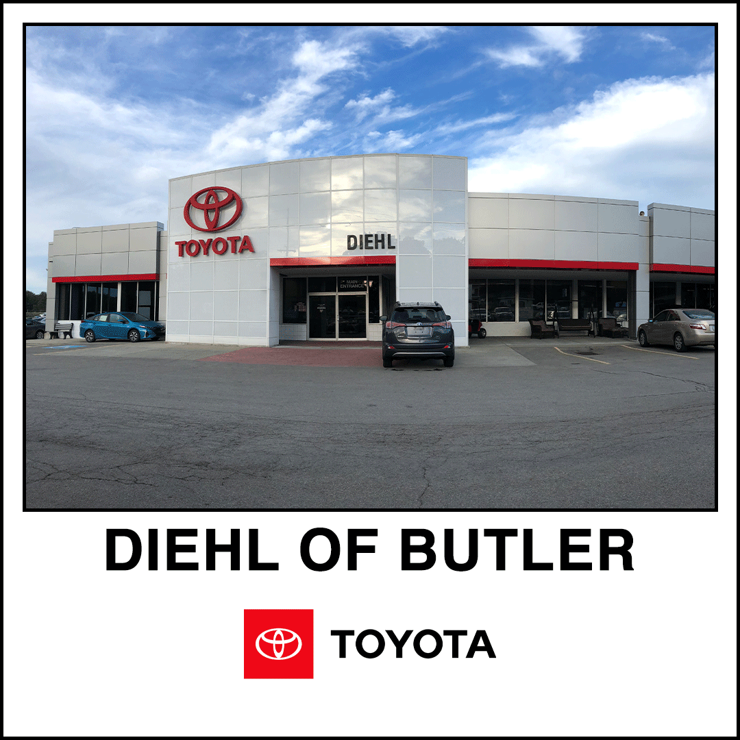 diehl toyota butler pa dealership