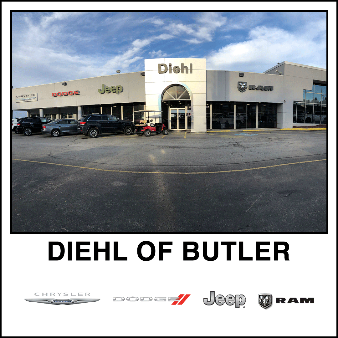 diehl chrysler dodge jeep ram butler pa dealership
