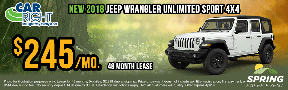 X2457-2018-jeep-wrangler-unlimited-sport Spring sales event ram truck month jeep specials Chrysler specials ram specials dodge specials mopar specials new vehicle specials carright specials moon twp