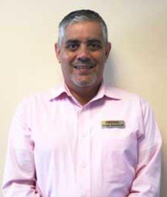 F & I Jorge Sandoval in Diehl Toyota of Butler : Sales Team at Diehl Automotive
