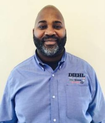 Sales Consultant Mike Tillery in Sales at Diehl Automotive