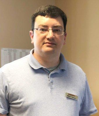 F & I Matt Garger in Diehl Toyota of Butler : Sales Team at Diehl Automotive