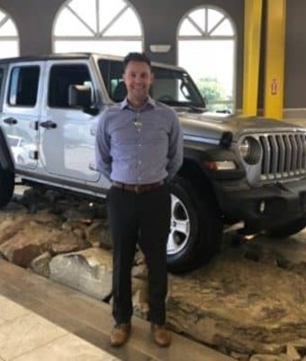 General Manager Ian Weiser in Diehl of Salem : General Manager at Diehl Automotive