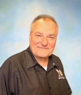 Parts Manager Jack Kaczynski in Diehl of Robinson : Parts Team at Diehl Automotive