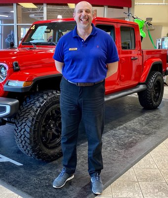 Commercial Sales Consultant Raffaele Marchese in Diehl of Robinson : Sales Team at Diehl Automotive