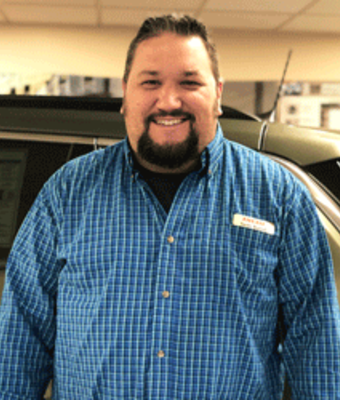 BusinessLink Manager Seth Bandi at Diehl Automotive