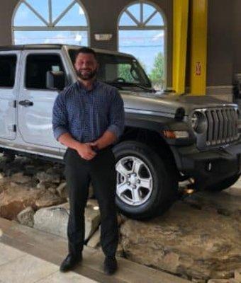 General Sales Manager Bryan Albert in Diehl of Salem : Sales Team at Diehl Automotive
