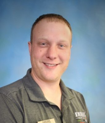 Estimator Terry Stiehler in Sales at Diehl Automotive
