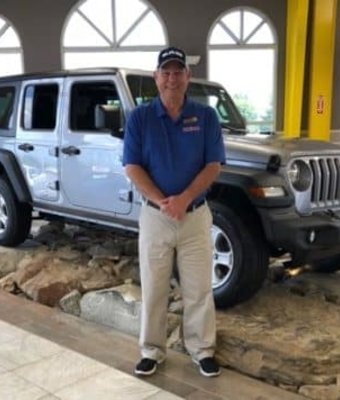 Product Specialist David Stamp in Diehl of Salem : Sales Team at Diehl Automotive