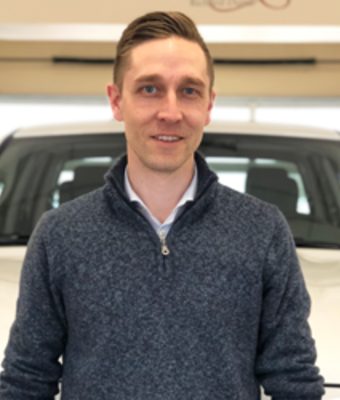 Pre-Owned Manager Jack Rial in Diehl Toyota of Butler : Sales Team at Diehl Automotive