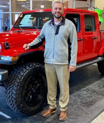 General Manager Dan Myers in Diehl of Robinson: Management at Diehl Automotive