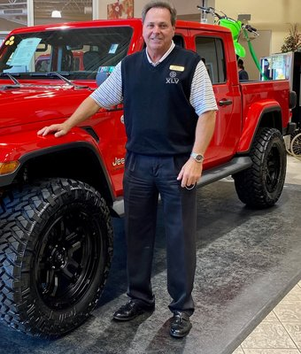 Sales and Lease Consultant Rodney Mason in Diehl of Robinson : Sales Team at Diehl Automotive