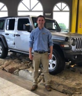 Product Specialist Dylan Young in Diehl of Salem : Sales Team at Diehl Automotive
