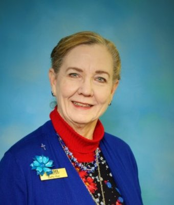 Receptionist Betty Rial in Administration at Diehl Automotive
