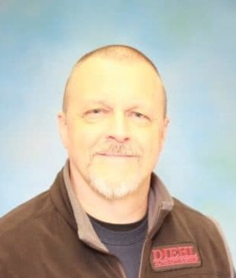 Service Manager Dick Johns in Diehl of Grove City : Service Team at Diehl Automotive