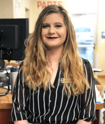 Service Advisor Angel Hanson in Diehl of Butler : Service Team at Diehl Automotive