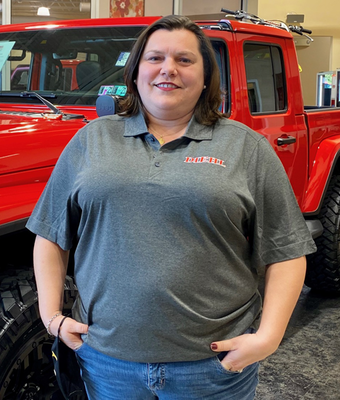 Clerical Brandi Reed in Diehl of Robinson : Office Team at Diehl Automotive