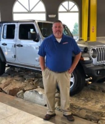 Product Specialist Bill Vanhorn in Diehl of Salem : Sales Team at Diehl Automotive