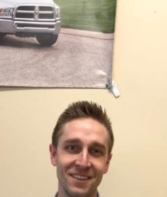 Used Car Manager Jack Rial in Sales at Diehl Automotive