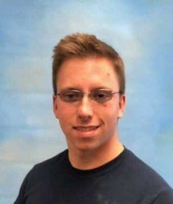 Parts Dept Dylan Keene in Diehl of Grove City : Parts Team at Diehl Automotive