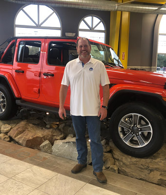 Product Specialist Greg Marple in Diehl of Salem : Sales Team at Diehl Automotive