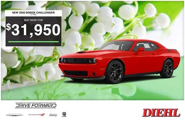 Special offer on 0   NEW 2020 DODGE CHALLENGER GT AWD