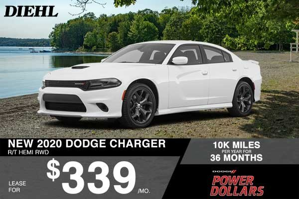 Special offer on 2020 Dodge Charger NEW 2020 DODGE CHARGER R/T HEMI RWD