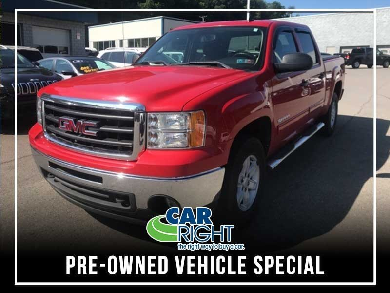 Special offer on 0   PRE-OWNED 2011 GMC SIERRA 1500 SLE 4WD