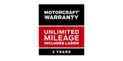 Coupon for MotorCraft Warranty Two Years. Unlimted Mileage. Includes Labor*