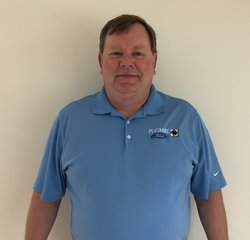 Business Manager Richard Copeland in Staff at Pugmire Ford