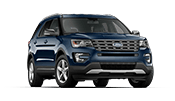 blue ford explorer sport for sale at Pugmire Ford in Carrollton GA