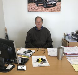 Product Specialist Jeff Stubbs in Sales at Pugmire Ford