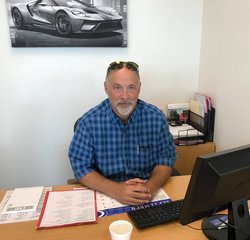 """Product Specialist Edward """"Frenchy"""" French in Sales at Pugmire Ford"""