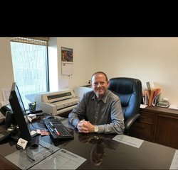 General Sales Manager Steve Smith in Staff at Pugmire Ford