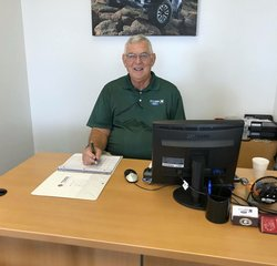 Product Specialist Lamar Musick in Sales at Pugmire Ford