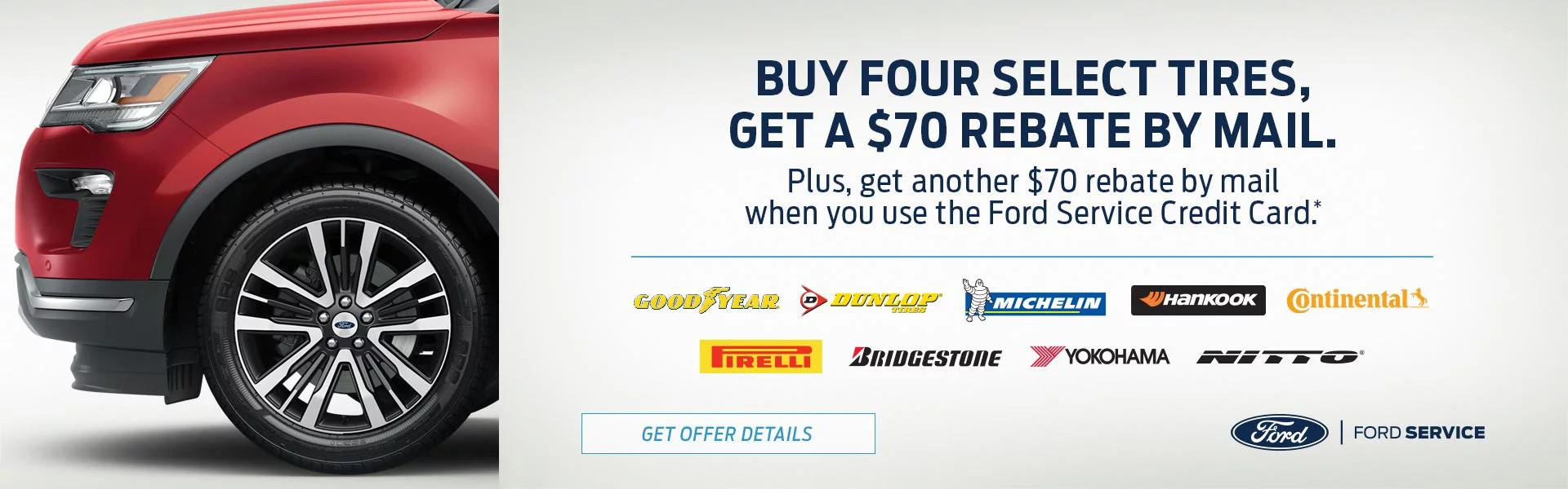 Tire Deal Banner