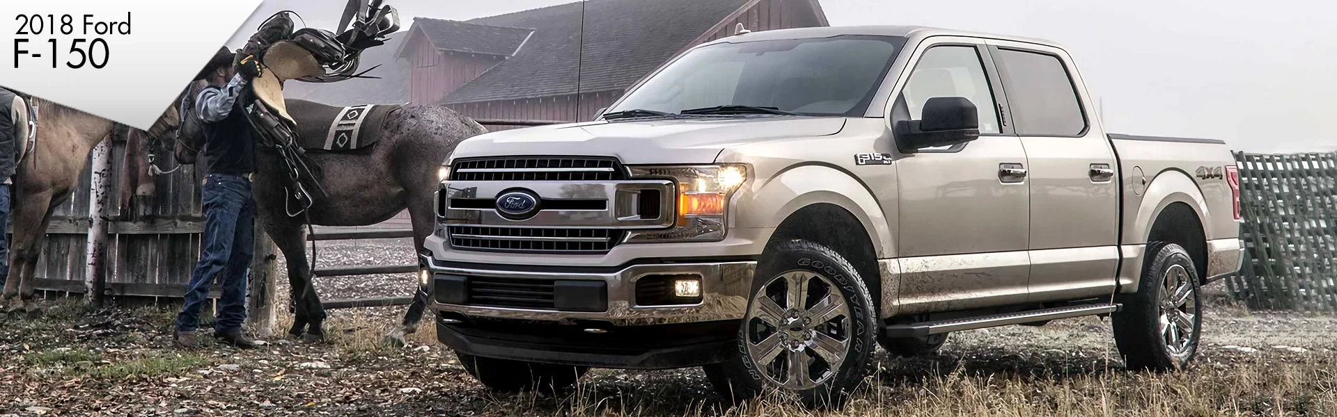 2018 Ford F-150 Banner