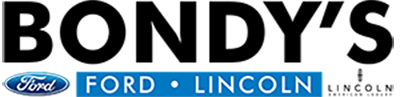 Bondy's Ford Lincoln Logo Main