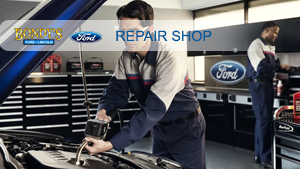 Repair Shop Bondy's Ford Lincoln