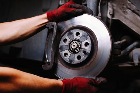 Coupon for $20 Off Any Brake Service